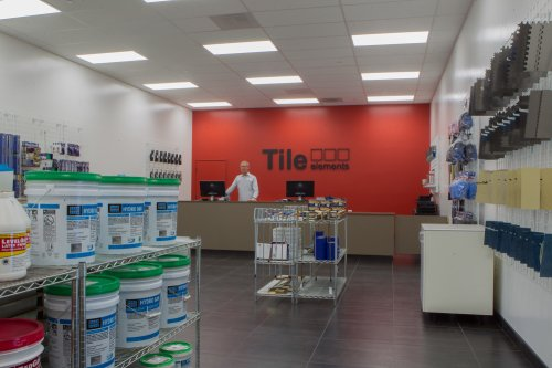 Tile Contractors Supplies